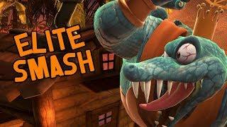 King K. Rool DOMINATES Elite Smash