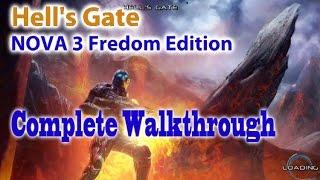 NOVA 3 Freedom Edition Hell