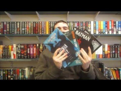 Dan Talks About Some of His Favorite Batman Comics