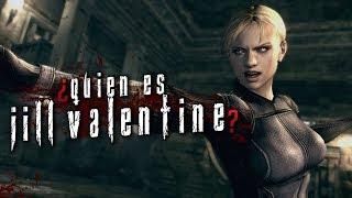 La Historia de Jill Valentine (Resident Evil)