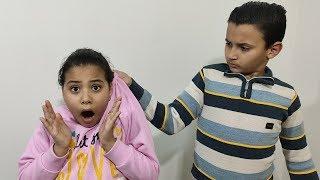 مرام واخوها مازن المتسلط !!