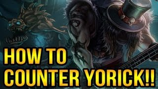 How To Counter Yorick