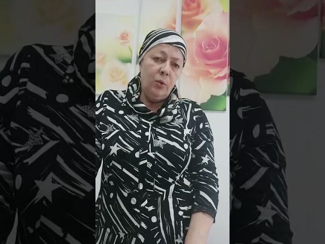 Сестра Ахмеда Барахоева призвала суд к честному вынесению приговора