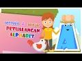 Abjad Bahasa Indonesia Belajar Membaca Anak Mengenal Huruf A Sambil Berhitung