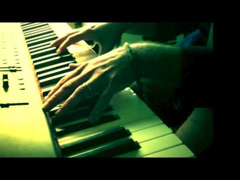 APHEX TWIN Rhubarb for piano TUTORIAL