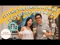 Letting The Person In Front Of Us Decide What We Eat + Love Advice From Dad!   A