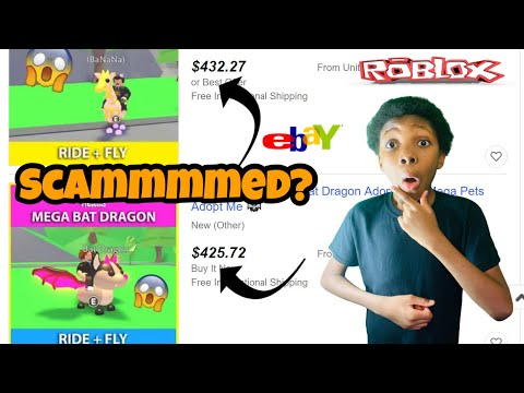 Buying Adopt Me Pets Off Ebay Is This A Scam Hmmm Roblox Adopt Me Giveaway Youtube