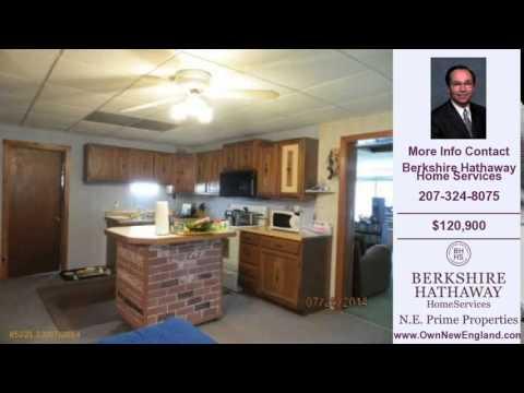 Homes For Sale North Berwick ME Real Estate $120900 1532-SqFt 3-Bdrms