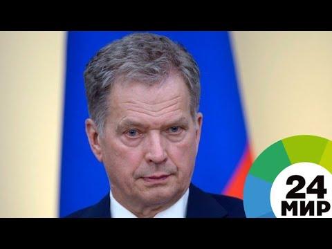 Президента Финляндии переизбрали