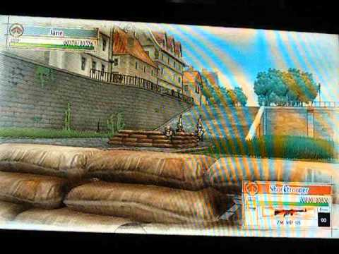 Valkyria Chronicles (Hacked Save)