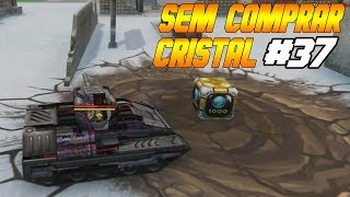 Tanki Online ROAD TO LEGEND (sem comprar cristal #37) Cosmonautics Day