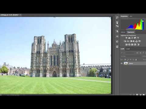 Post-production #11: Cattedrale di Wells