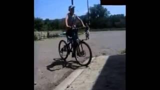 Трюки для на горных велосипедах(Мы будем показывать трюки на велосипедах., 2015-07-24T06:30:15.000Z)
