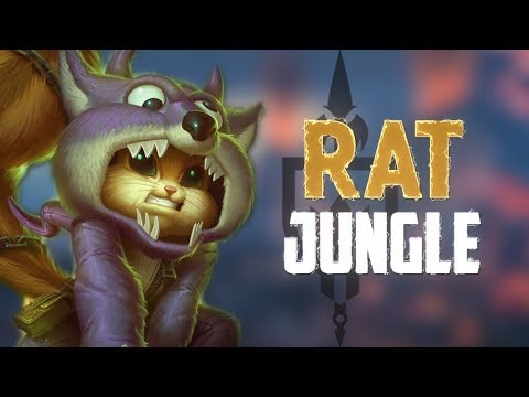 Rat Ranked Jungle: MAKING ASSASSINS GREAT AGAIN! - Incon - Smite