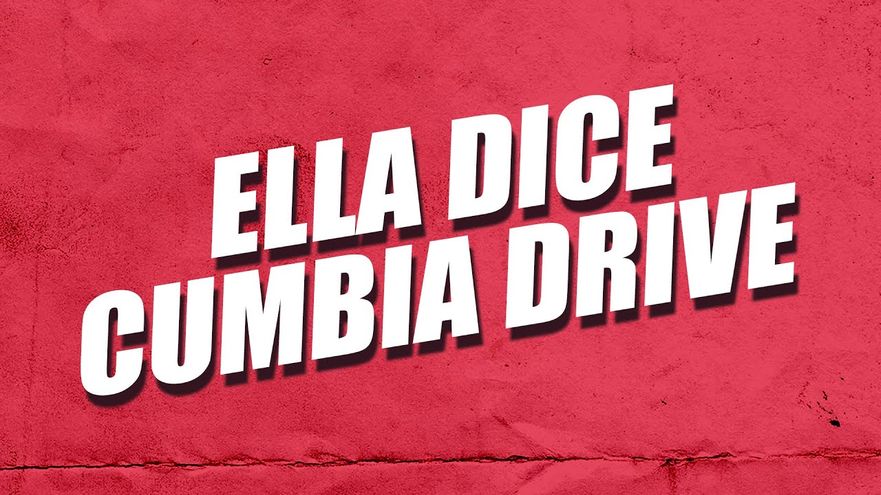 Ella dice - TINI, KHEA (Cumbia Drive Remix)