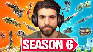 The Problem with Fortnite Season 6...