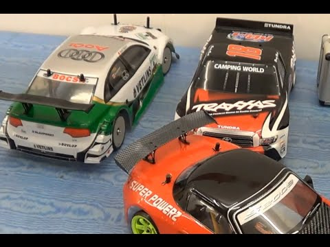 Rc Electric Cars Porsche Hpi Sprint Traxxas Rally