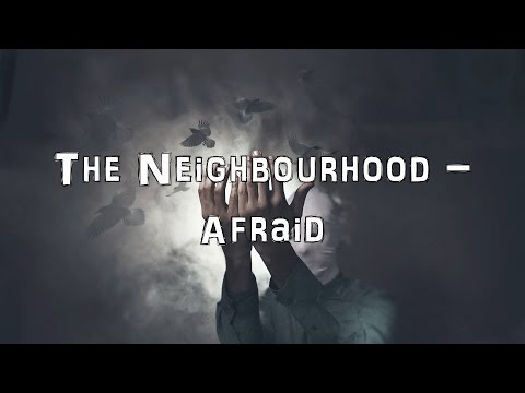 The Neighbourhood - Afraid [Acoustic Cover.Lyrics.Karaoke]
