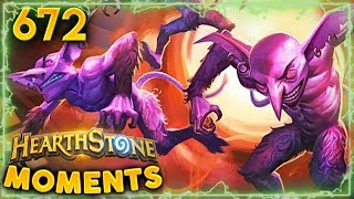 Turn 6 Nowadays...!! | Hearthstone Daily Moments Ep. 672