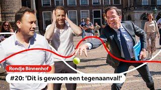 Waarom Wilders journalisten tuig noemt en de formatiebal nog steeds niet rolt | Rondje Binnenhof #20