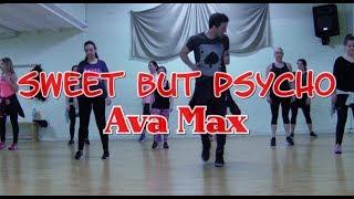 Sweet but Psycho - Ava Max - Pau Peneu Dance Fitness Choreography