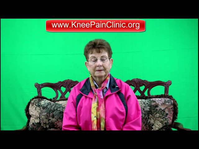 Arthritis Knee Treatment For Pain | 956-668-0044 | Arletta Perrie