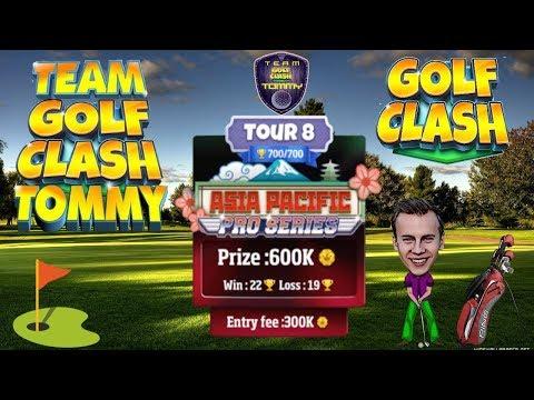 Golf Clash tips, Hole 8 - Par 4, Earth Day tournament - Pro & Expert, GUIDE/TUTORIAL