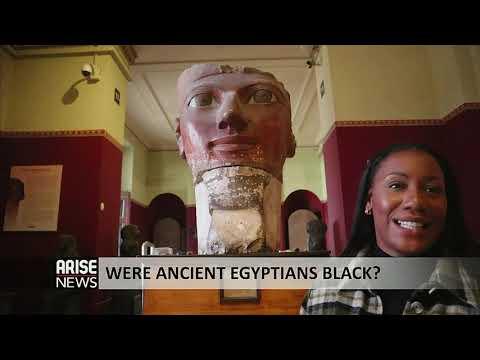 WERE ANCIENT EGYPTIANS BLACK? - ARISE NEWS REPORT