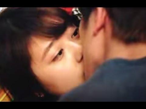 日本女優のキス2 舌入ってるのもあります♡ 有村架純・桐谷美玲・綾瀬はるか