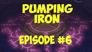 Pumping Iron: Episode 6. Hard Work Pays Off! (RS3 Ironman)