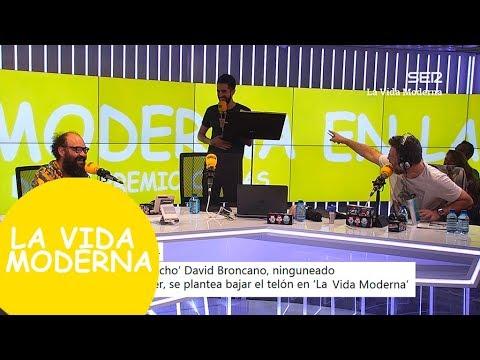 """El NINGUNEADO Broncano: """"Mi objetivo es irme a  Catar con Xavi"""" #LaVidaModerna"""