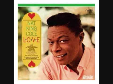 """""""For All We Know"""" Nat King Cole"""