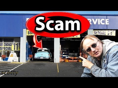 How to Spot a Scam Mechanic