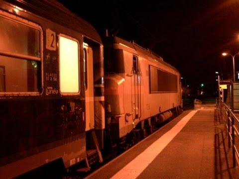 VT#20 - Un voyage en train de nuit entre Vierzon et Saverdun