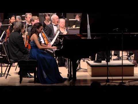 Rhapsody in Blue - Emily Bear, age 13
