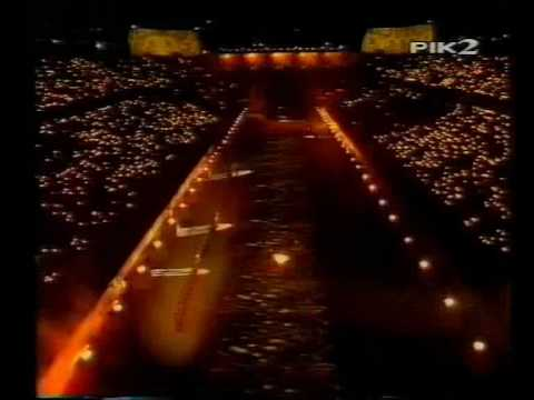 Vangelis - The Opening Ceremony of Athens 1997 (Part 6of9)