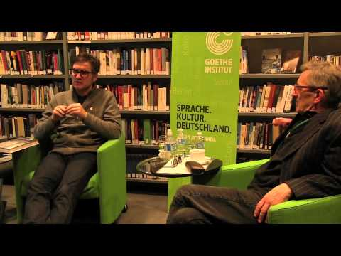 Culture talks @ Goethe: Mischa Kuball
