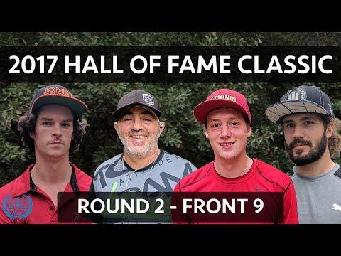 2017 Hall of Fame Classic - Rnd 2 Fnt 9 - Nate Perkins, Simon Lizotte, JohnE McCray, Nikko Locastro