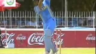 Sehwag's 1st ODI Century