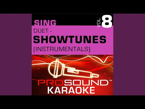 Count On Me (Karaoke Instrumental Track) (In the Style of Whitney Houston & Cece Winans)