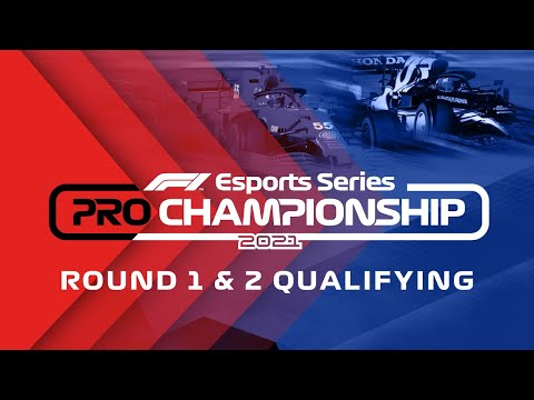 2021 F1 Esports Pro Championship: Rounds 1-2 Qualifying