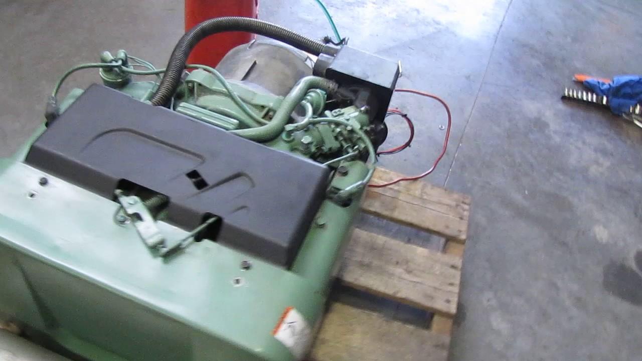 Cummins Onan Emerald Iii Genset 6500 Watt Rv Generator 65 Kw Youtube Troubleshooting On Ignition Wiring