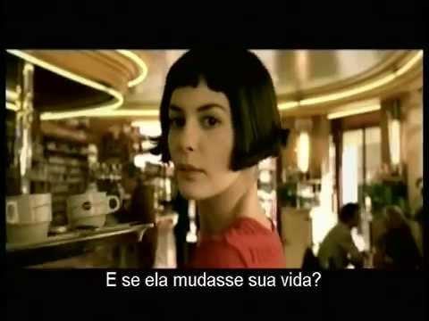 Trailer do filme O Fabuloso Destino de Amélie Poulain