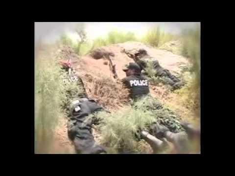 Bagerji Operation from SSP Pir Muhammad Shah (Documentary).avi