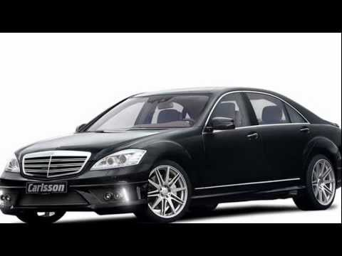 2011 Carlsson MercedesBenz S 600 L 5.5 V12 Biturbo 600 cv 105 mkgf 320 kmh 0100 kmh 4,3 s