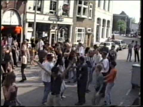 classic houseparty 1993 queensday party in Zaandam chapter 5