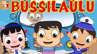 Suomen lastenlauluja   Bussilaulu + monta muuta lastenlaulua