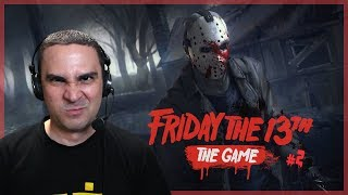 ΕΙΜΑΙ Ο JASON!! (Friday The 13th #2)