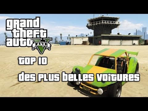 gta v top 10 des plus belles voiture du jeu youtube. Black Bedroom Furniture Sets. Home Design Ideas