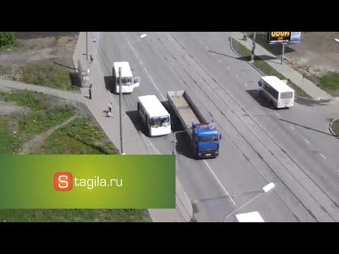 В Нижнем Тагиле подрались водители автобусов